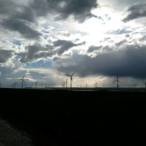 parc éolien dans l'Est de la France_ALHYANGE